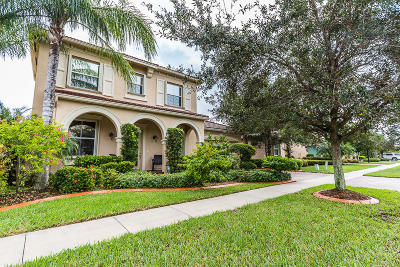 Royal Palm Beach Single Family Home For Sale: 2372 Bellarosa Circle
