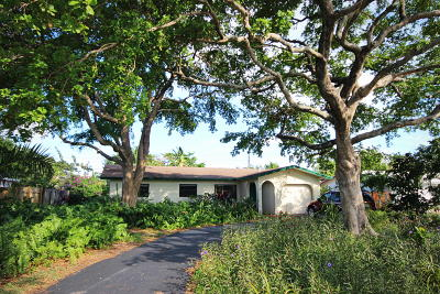 Delray Beach Single Family Home For Sale: 513 Curlew Road