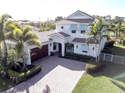 Royal Palm Beach Single Family Home Contingent: 9241 Madewood Court