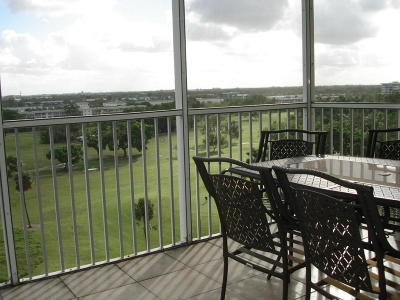 Pompano Beach Rental For Rent: 3050 Palm Aire Drive #907