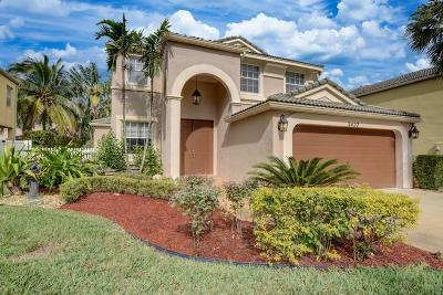Royal Palm Beach Single Family Home For Sale: 2422 Westmont Drive