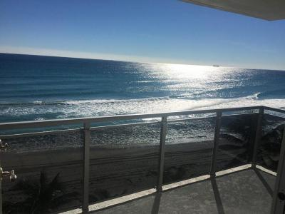 Ocean Reef Towers Inc Condo, Ocean Reef Towers Condo For Sale: 2066 Ocean Boulevard #6se