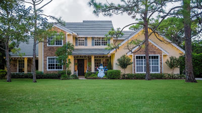 Steeplechase Single Family Home For Sale: 8571 Man O War Road