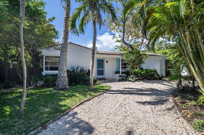 Palm Beach FL Single Family Home For Sale: $1,680,000