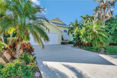 Stuart Single Family Home For Sale: 46 SW Cabana Point Circle