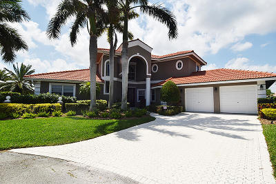 Jensen Beach Single Family Home For Sale: 87 Aqua Ra Drive