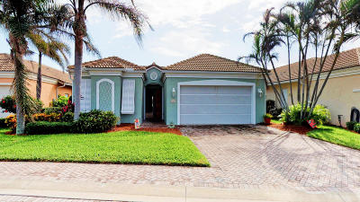 Fort Pierce Single Family Home For Sale: 1921 Lynx Drive