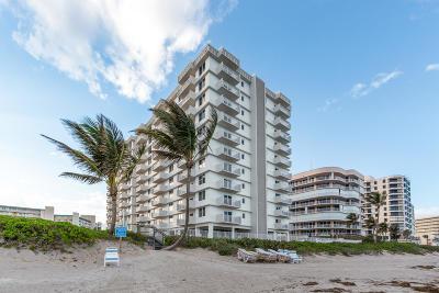 Highland Beach Condo For Sale: 3215 S Ocean Boulevard #510