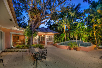 Delray Beach Single Family Home For Sale: 740 Lake Shore Drive