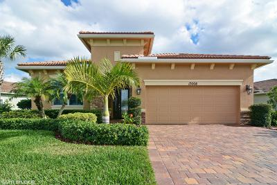 Port Saint Lucie Single Family Home For Sale: 17008 SW Ambrose Way