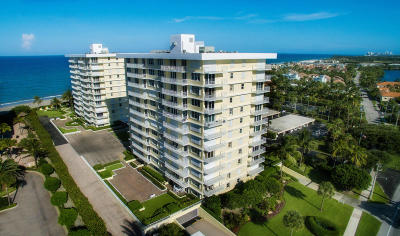 Juno Beach Condo For Sale: 500 Ocean Drive #E-2a