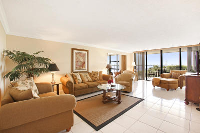 Palm Beach Condo For Sale: 3200 S Ocean Boulevard #C303