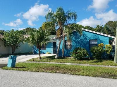 Boynton Beach Single Family Home Contingent: 7310 Willow Springs Circle W