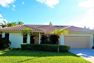 Boca Raton Single Family Home For Sale: 434 SW 15th Drive