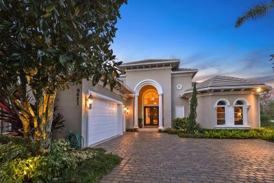 Hobe Sound Single Family Home For Sale: 9651 SE Sandpine Lane