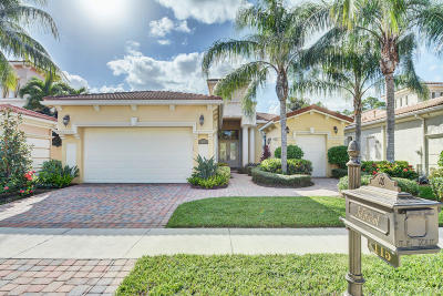 Palm Beach Gardens Single Family Home For Sale: 115 Viera Drive