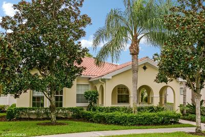 Jupiter Single Family Home For Sale: 137 San Remo Drive