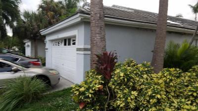Boynton Beach Single Family Home For Sale: 1221 Sussex Street