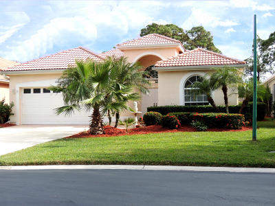 Port Saint Lucie Single Family Home Contingent: 1638 SE Shelburnie Way SE