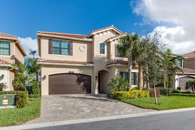 Delray Beach Single Family Home For Sale: 8095 Baltic Amber Road