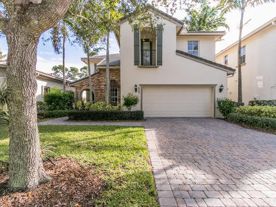 Palm Beach Gardens Single Family Home For Sale: 957 Mill Creek Drive