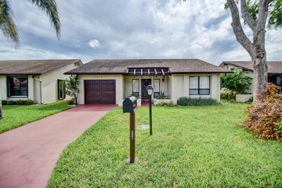 Deerfield Beach Single Family Home For Sale: 2074 SW 17th Drive