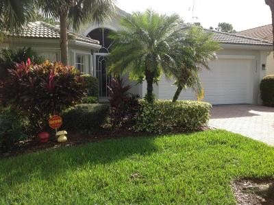 Delray Beach Single Family Home For Sale: 13056 Aliso Beach Drive