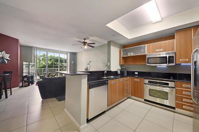 West Palm Beach Condo For Sale: 410 Evernia Street #414