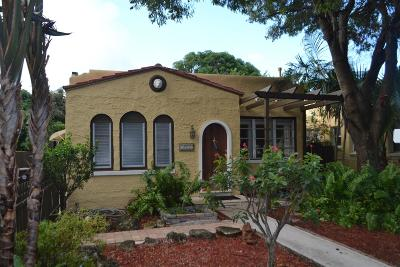 Single Family Home Sold: 1022 Upland Road
