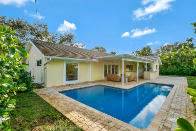 Tequesta Single Family Home Contingent: 326 Fairway
