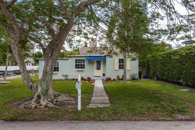 Delray Beach Single Family Home For Sale: 18 NE 9th Street