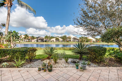 Boynton Beach Single Family Home For Sale: 7054 Great Falls Circle