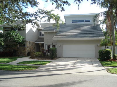 Boca Raton Single Family Home For Sale: 2656 NW 42nd Street