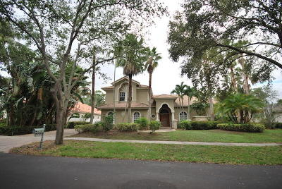Delray Beach Single Family Home For Sale: 2440 Whispering Oaks Lane