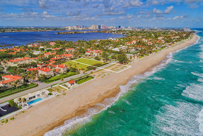 Palm Beach FL Residential Lots & Land For Sale: $19,900,000