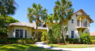 Port Saint Lucie Single Family Home For Sale: 772 SW Pelican Cove