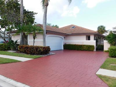 Delray Beach Single Family Home For Sale: 7803 Glen Garry Lane