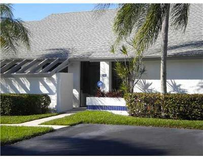 Boca Raton Single Family Home For Sale: 10863 Waterberry