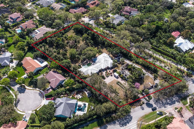 Delray Beach Single Family Home For Sale: 3426 Old Germantown Road