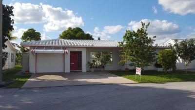 Tamarac Single Family Home For Sale: 7501 NW 72nd Avenue