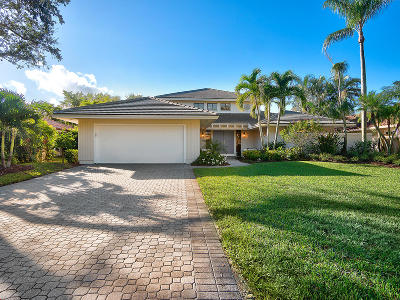 Palm Beach Gardens Single Family Home For Sale: 11 Lochwick Road