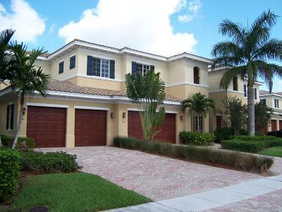 Palm Beach Gardens Condo For Sale: 323 Chambord Terrace