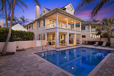 Palm Beach County Rental For Rent: 226 S Ocean Boulevard