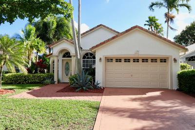 Wellington Single Family Home For Sale: 1700 Carriage Brooke Drive