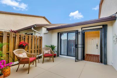 Boynton Beach Single Family Home For Sale: 3788 Coco Loba Lane
