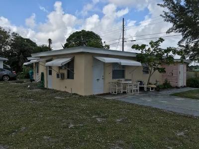 Boynton Beach Multi Family Home For Sale: 407 NW 11th Avenue