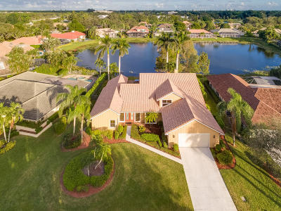 Palm Beach Gardens Single Family Home For Sale: 24 Thurston Drive