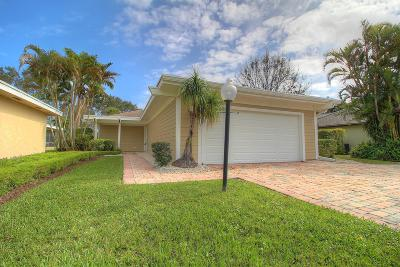 Palm Beach Gardens Single Family Home For Sale: 13934 Eastpointe Court