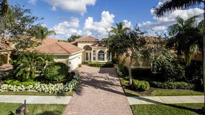West Palm Beach Single Family Home For Sale: 7942 Via Villagio