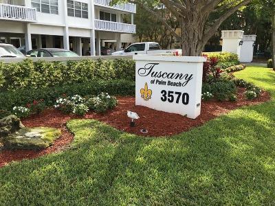 Palm Beach Condo For Sale: 3570 S Ocean Boulevard #511